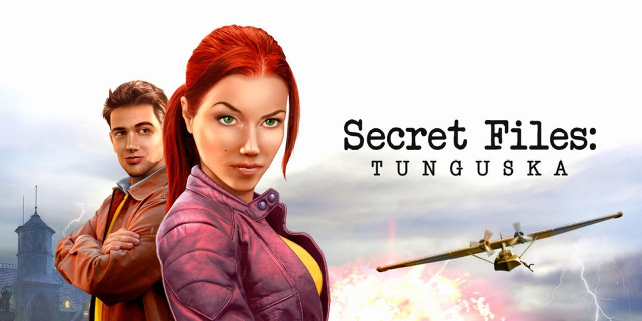 Secret Files Tunguska Out Now on Nintendo Switch