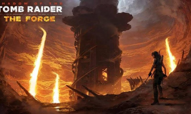 Shadow of the Tomb Raider 'The Forge' DLC Trailer