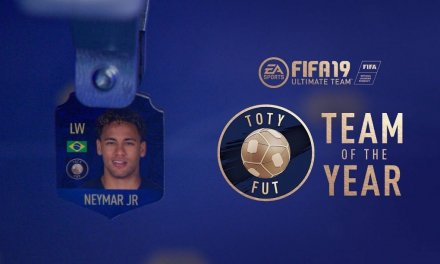 FIFA 19 Team Of The Year Nominee's