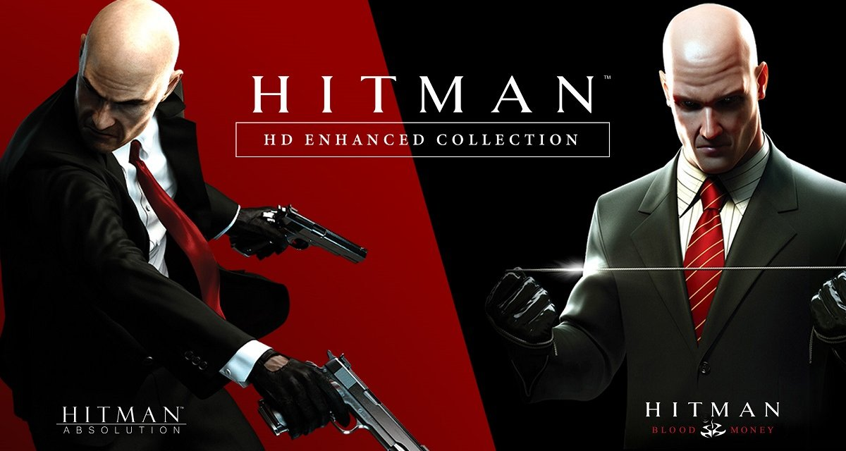 Hitman HD Enhanced Collection 11th Jan 2019