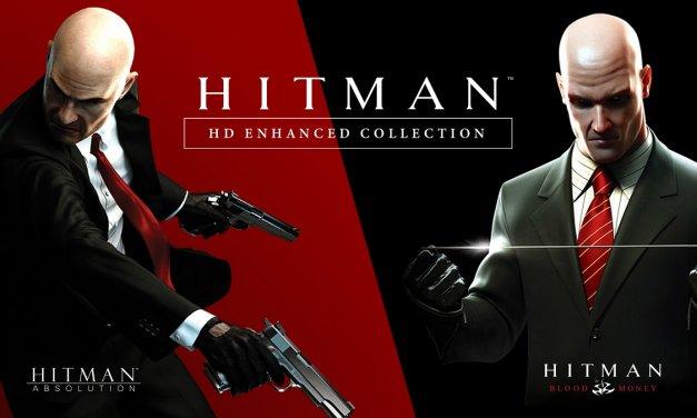 Hitman HD Enhanced Collection 11th Jan 2019