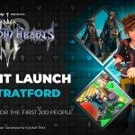 Kingdom Hearts III Midnight Launch