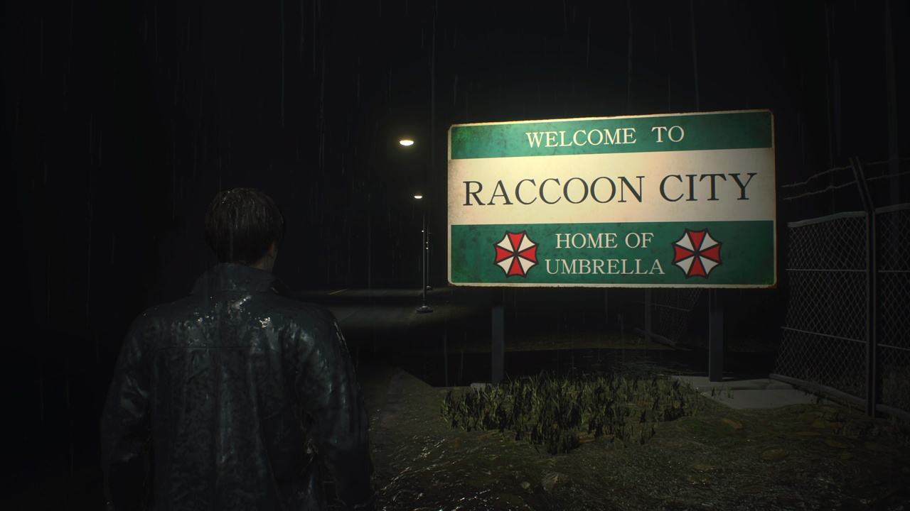 Game Hype - Resident Evil 2