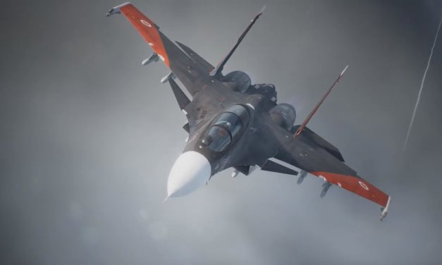 Ace Combat 7: Skies Unknown Launch Trailer