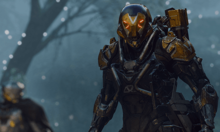 Anthem – Javelin Customisation Trailer