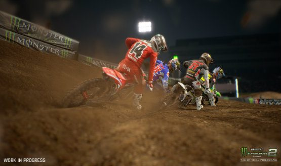 Monster Energy Supercross 2 'Championship' Trailer