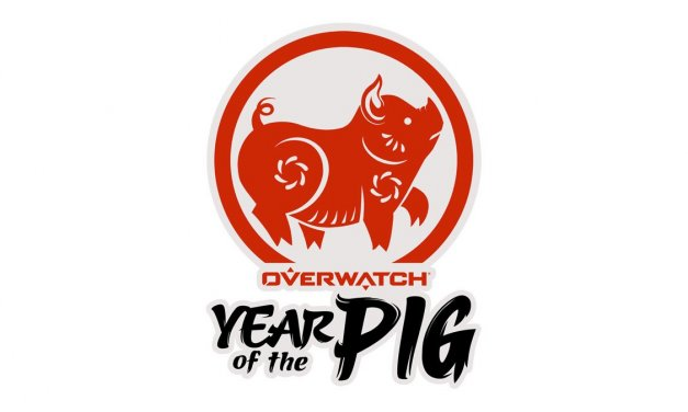 Overwatch Year Of The Pig