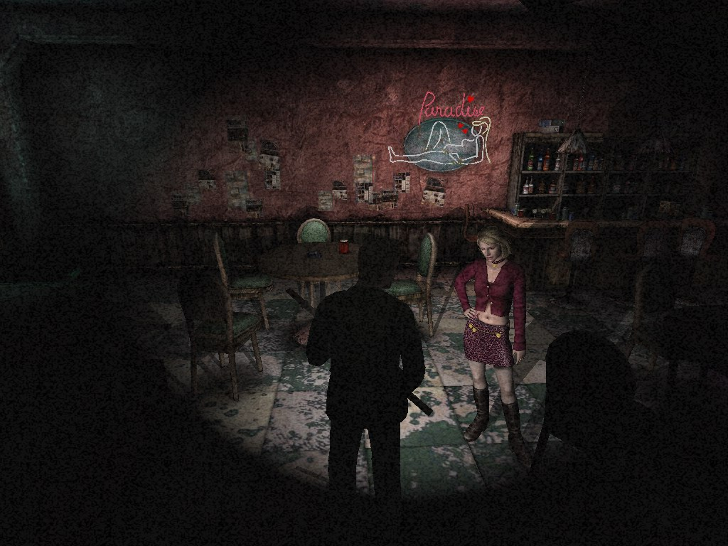 Game Hype - Silent Hill 2