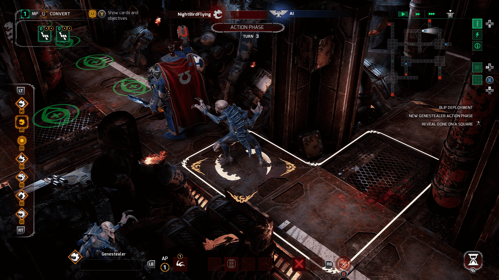 Review - Space Hulk Tactics | Game Hype