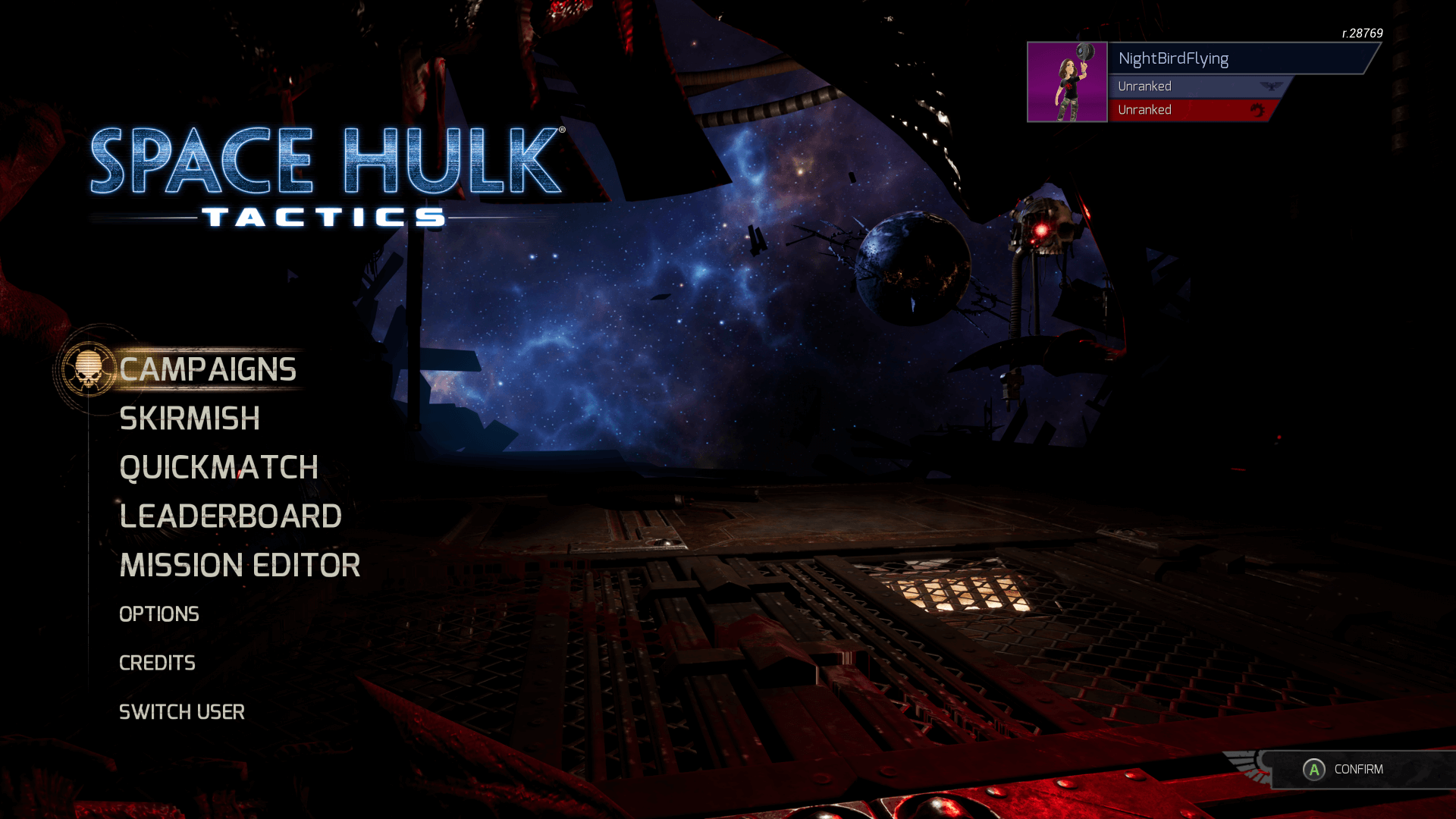 Review - Space Hulk Tactics   Game Hype