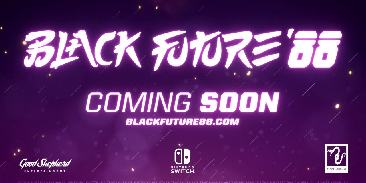 36ce992423b52 Black Future 88 Coming To Nintendo Switch