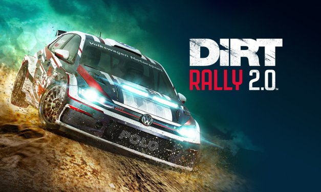 Interview – DiRT Rally 2.0 With Ross Gowing.