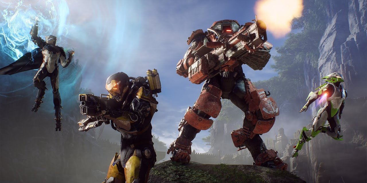 Review – Anthem (PS4)