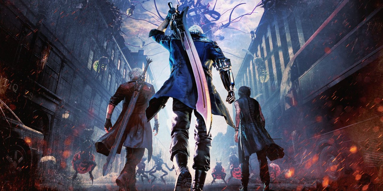 Review – Devil May Cry 5 (PS4)