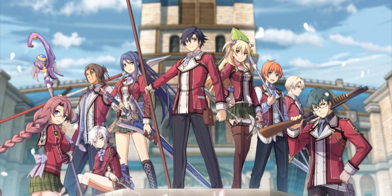 Review – Legend of Heroes: Trails of Cold Steel (PS4)