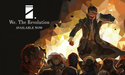 We.The Révolution Out Now
