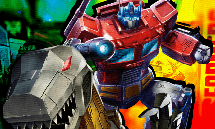 First impressions – Transformers Trading Card Game
