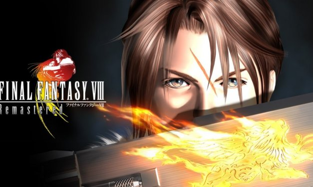 Review – Final Fantasy VIII Remastered (PS4)