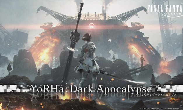 Nier Raid revealed and new details emerge in Final Fantasy XIV Online Patch 5.1 Vows of Virtue, Deeds of Cruelty.