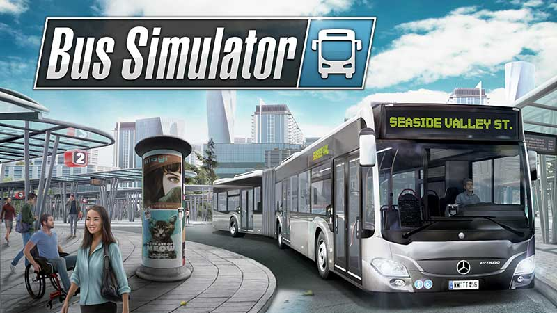 Review – Bus Simulator (PlayStation 4)