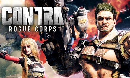 Review – Contra: Rogue Corps (PlayStation 4)