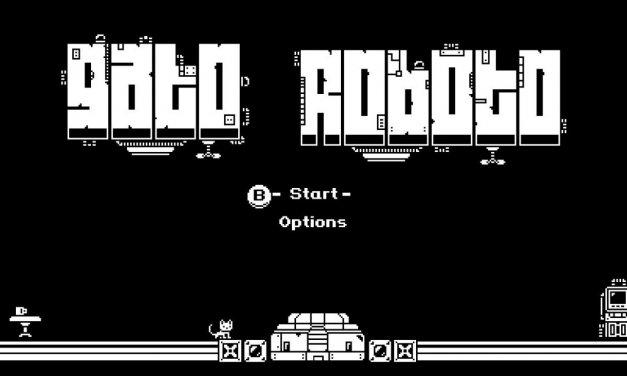 Review – Gato Roboto Mr Kittyo (Nintendo Switch
