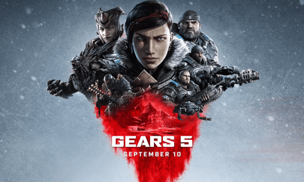 Gears Of War 5 Out Now
