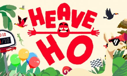 Review – Heave Ho (Nintendo Switch)