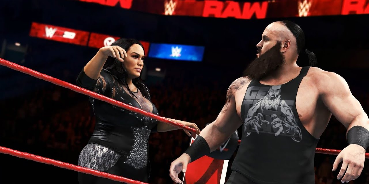 WWE 2K20 In-Game Soundtrack Revealed