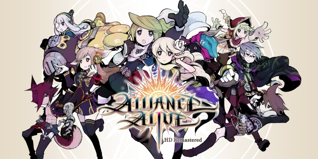 Review – Alliance Alive HD Remastered (PS4)