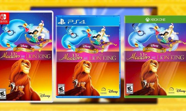 Disney Retro Classics Return!