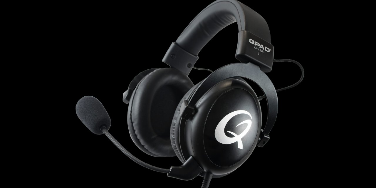 Review – QPAD QH-92 Pro Gaming Premium Headset