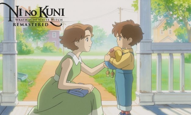 Review – Ni No Kuni: Wrath of the White Witch: Remastered (PS4)