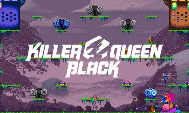 Review – Killer Queen Black (Nintendo Switch)