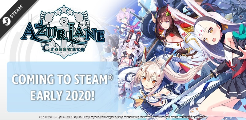 Introducing Shimakaze & Suruga + 4 Familiar Faces in Azur Lane: Crosswave!