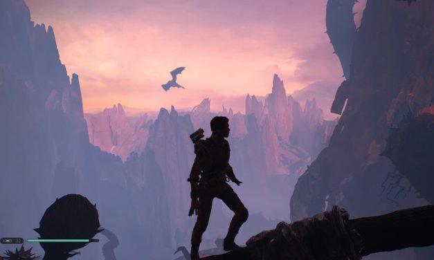 Review – Star Wars Jedi: Fallen Order (PS4)