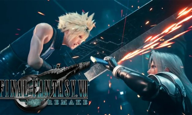 Final Fantasy VII Remake Theme Song Trailer | PS4