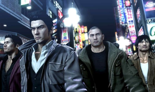Yakuza 5 Remastered out now as part of remastered collection