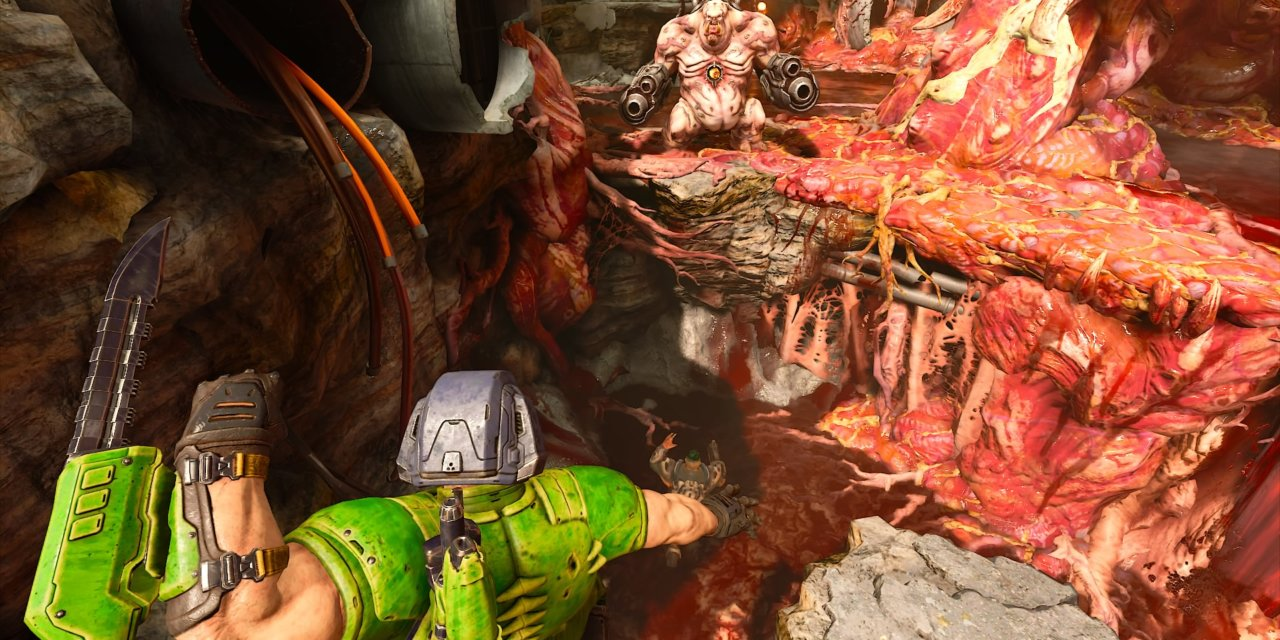 Review – DOOM ETERNAL (PS4)