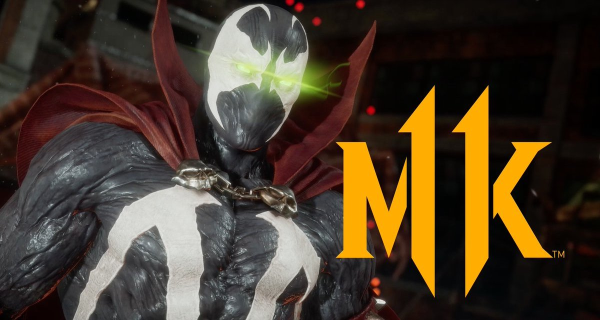 Mortal kombat 11, Spawn resurrected 17th march 2020