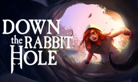 Down The Rabbit Hole Getting Physical PSVR Release Next month
