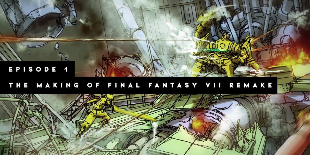 Inside Final Fantasy VII Remake – Re-Imagining A Legend