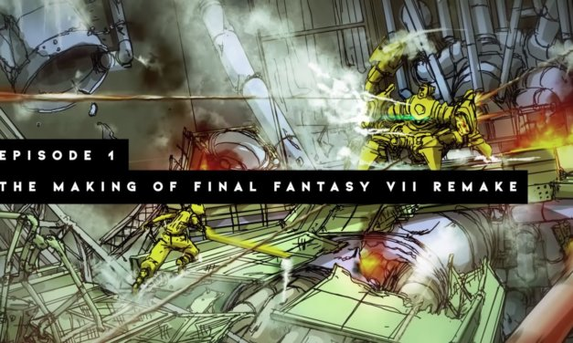 Inside Final Fantasy VII Remake – Re-Imagining A Legend
