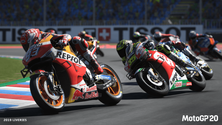 MotoGP 20 First Gameplay Video Out Now