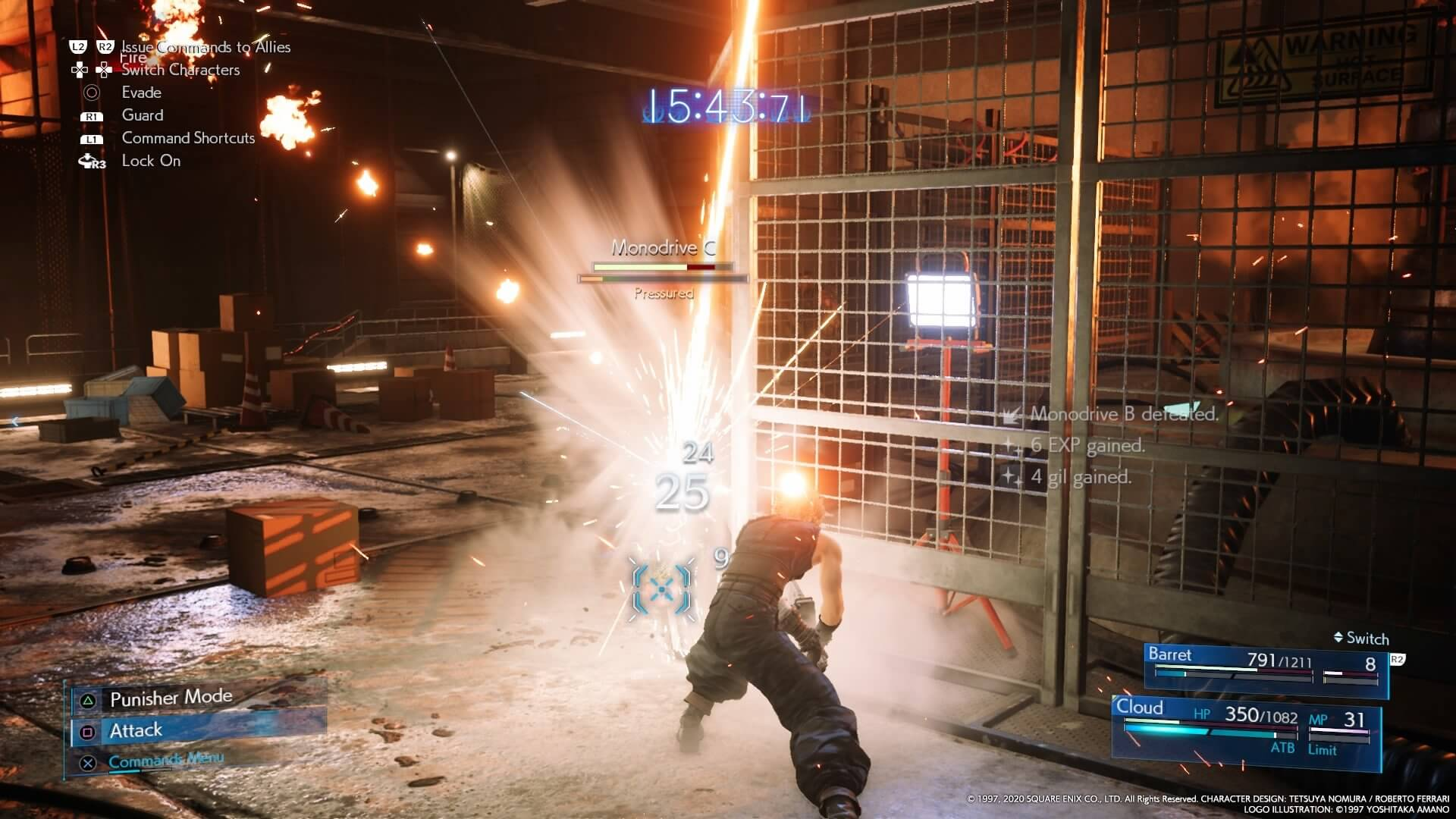 Review - Final Fantasy VII Remake | Game Hype