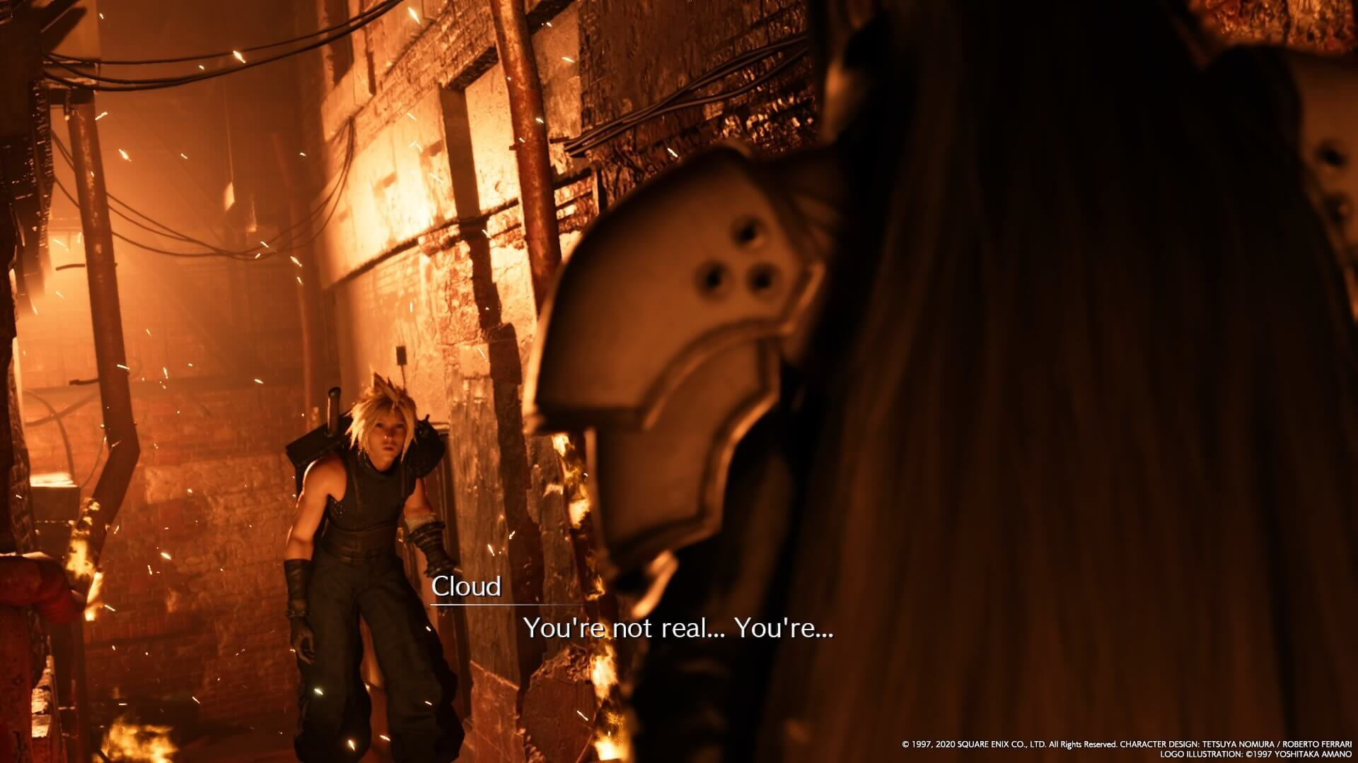 Review - Final Fantasy VII Remake   Game Hype