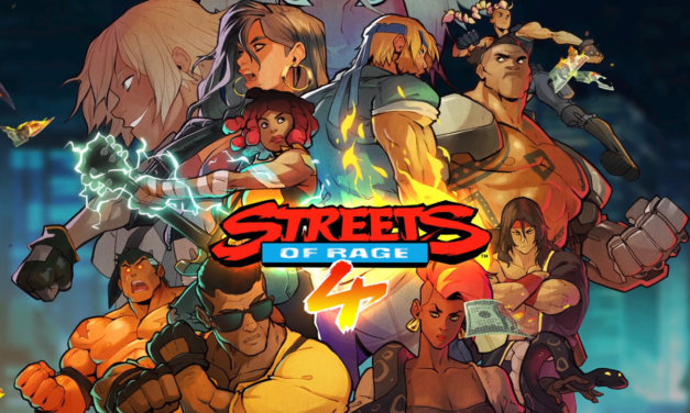 Review – Streets of Rage 4 (PS4)