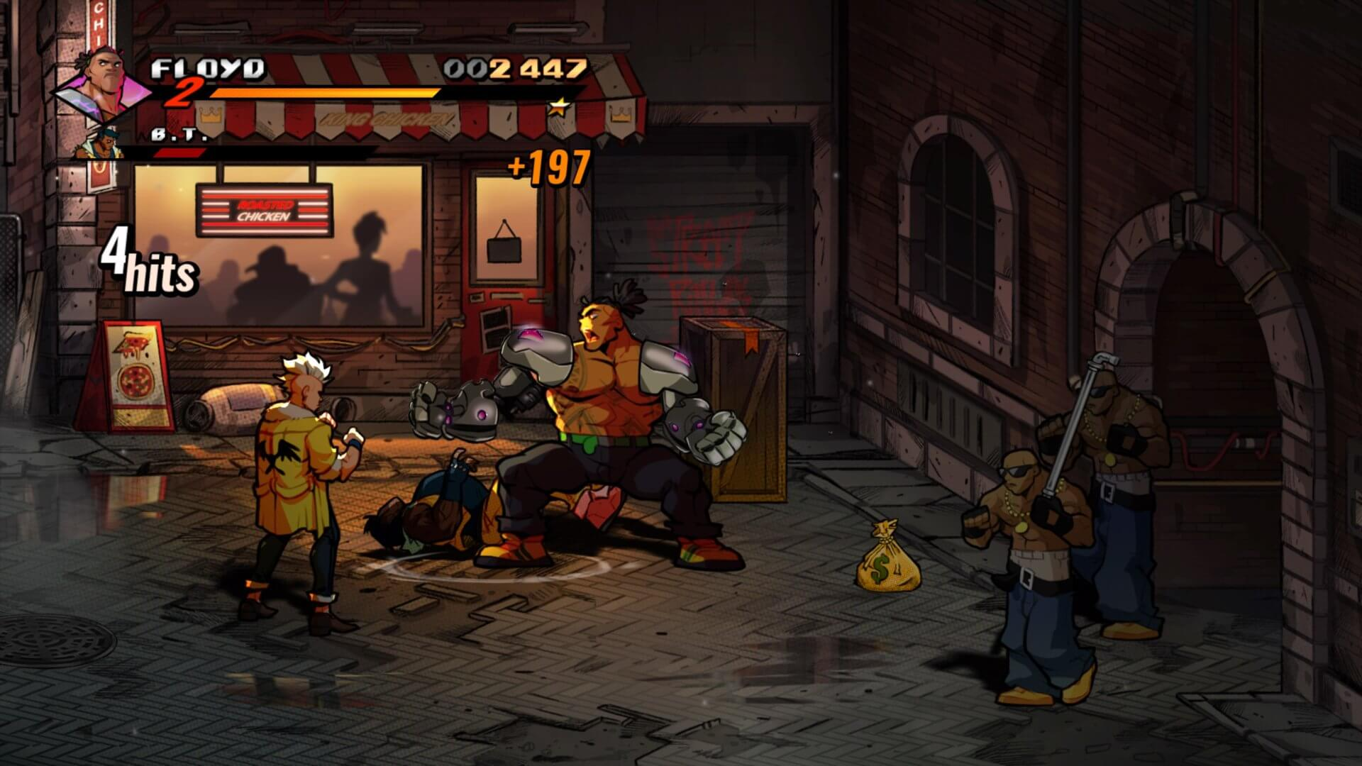 Game Hype - Streets of Rage 4