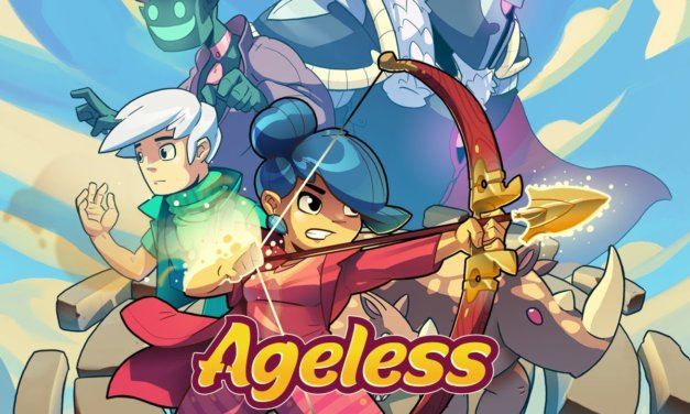 New Ageless Trailer Showcases Platforming