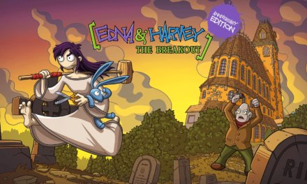 review – edna and harvey the breakout anniversary edition